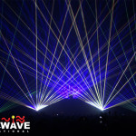 Crowds, cities, artists, events, and fans around the world celebrated the New Year simultaneously with Lightwave International's laser special effects built for touring, concert, civic, and festival events